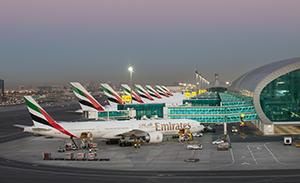 Dubaj nemzetközi repülőtér