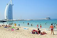 Dubaj strand