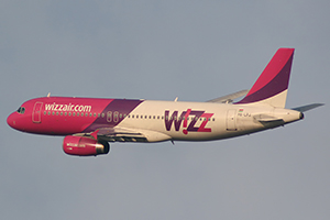 Wizz Air dubaji járat