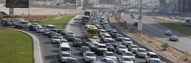 dubaji forgalom