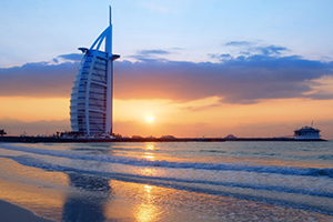 Sunset Beach Dubaj