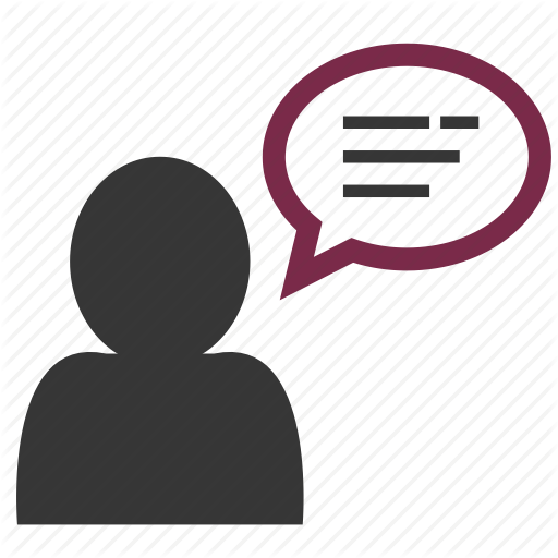 beszéd ikon