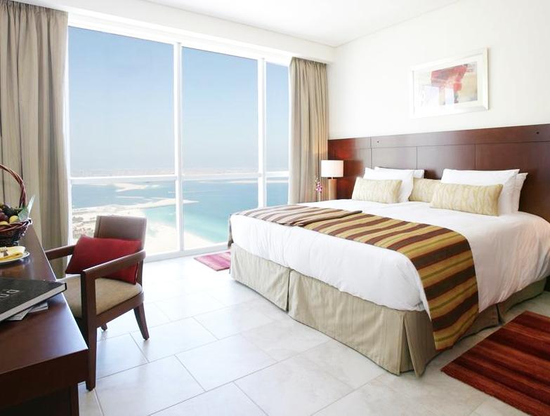 Dubai hotelszoba